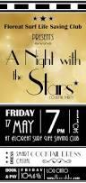 floreat slsc awards night invite design i do stationery