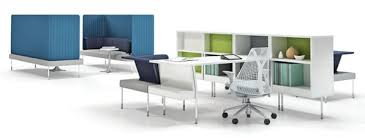 Office Desk System An Office System That Turns Every Desk Into A Conference Room