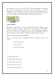 comparative analysis of saving accounts of different banks
