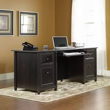 Realspace Shore Collection by Edge Water Executive Desk 409042 Sauder