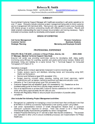 Sample Call Center Resume by Sample Resume For Call Center Agent Technical Support Templates