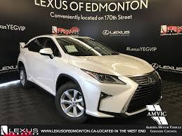lexus car models in canada new lexus rx 350 in edmonton lexus of edmonton