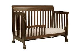 Davinci 4 In 1 Convertible Crib Davinci Kalani 4 In 1 Convertible Crib With Toddler Rail Espresso