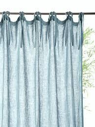 tab top curtains blue muslin linen tie tab top curtain grey tab top curtains blue cotton