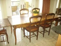 Country French Dining Room Set Home Decorating Interior Design - French country dining room table