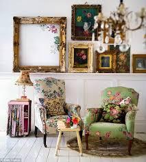 maison home interiors la maison boheme rethinking floral chintz home interiors