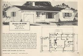 small retro house plans cape cod house plans 1950s america style 1950 ranch plan hearth