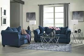 Living Room Blue Sofa Darcy Blue Sofa Furniture Mattresses Electronics Va