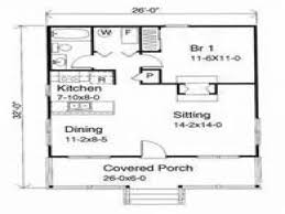 100 small house floor plans under 1000 square feet
