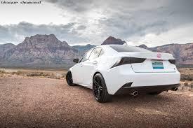 lexus gsf white lexus wheels