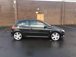 peugeot 206 gti 180 in prestwick south ayrshire gumtree