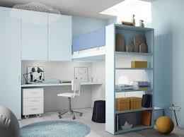 chambre ado fille avec lit mezzanine decoration chambre ado avec lit mezzanine visuel 5