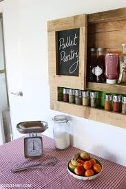 kitchen cabinets from pallet wood how to make a kitchen pallet pantry unit using recycled
