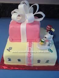 snoopy cakes coolest snoopy giftbox birthday cake