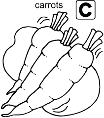 coloring pages for letter c coloring carrot coloring pages page letter c for cake seed carrot