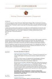 Business Development Coordinator Resume Samples Visualcv Resume by Business Development Resume Examples Examples Of Resumes