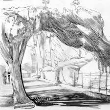 drawings of san fernardo valley young drawings