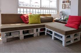 wooden pallet sofa designs recycled things