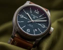 pinion axis ii collection from british watch company pinion