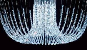 chandeliers with swarovski crystals custom designed to suit your