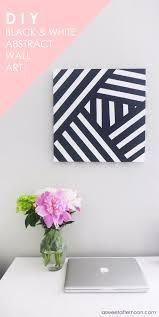 simple and easy diy wall art ideas for your bedroom