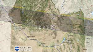 map of idaho cities what do you want to about the solar eclipse in idaho your