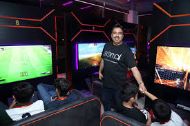 this gaming center in lahore is playing on another level ign