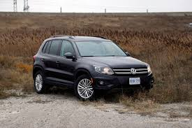 volkswagen tiguan 2016 blue review 2016 volkswagen tiguan se canadian auto review