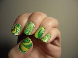 no junk nail big game nail art