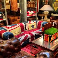 masculine sofas pure halo w brit flags chesterfield sofas large scale and very