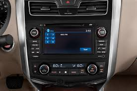 nissan altima 2016 basic model 2014 nissan altima radio interior photo automotive com