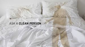 How To Spot Clean A Comforter Your Sheets Are Filthy Here U0027s Why And How To Change Them