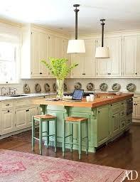 green kitchen island staggering green kitchen island white kitchen with mint green
