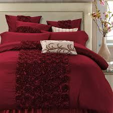 Royal Bedding Sets Luxury Wedding Royal Bedding Set Imitate Silk Cotton Maker 3d