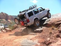 lifted jeep liberty lifted commander expedition vehicle cars bikes pinterest