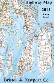 Block Island Map Ri