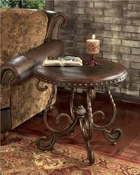 Ashley Furniture End Tables Applying Narrow End Table In Living Room Home Furniture And Decor