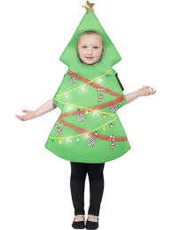 christmas tree costume christmas tree costume for children kids costumes and fancy dress