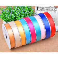 ribbon streamers 10 yard 2 5cm wide color quality polyester ribbon