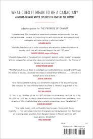 the promise of canada book by charlotte gray official
