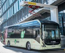 abb powers volvo s electric in uk demonstration tour