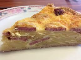 cuisiner des saucisses fum馥s tarte pommes de terres saucisses fumées my cooking box