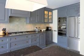 repeindre une cuisine en bois cuisine bois repeinte meilleur idées de conception de maison