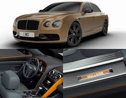 flying spur bentley interior bentley flying spur design series by mulliner torque