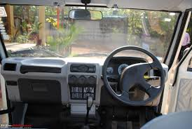 custom jeep interior mods my new bolero di 4x4 and its mods team bhp