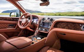 bentley cars inside when the inside trumps the outside the car guide