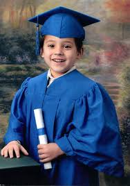 cap and gown for preschool the daily rant june 2011