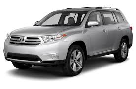 toyota highlander sales 2013 toyota highlander overview cars com
