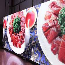 cuisine outdoor oled outdoor p6mm smd led wall oledthai