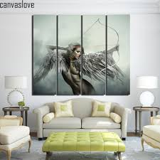 Angel Wings Home Decor by Online Buy Wholesale Angel Wings Artwork From China Angel Wings